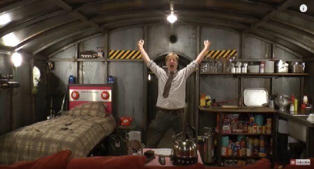 This Brit Prepper Built The Ultimate Backyard Apocalypse Bunker