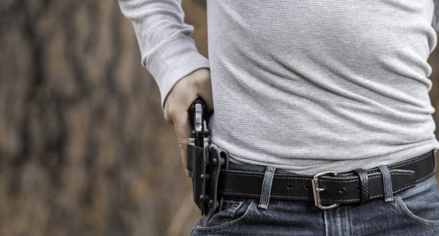 revolvers for concealed carry