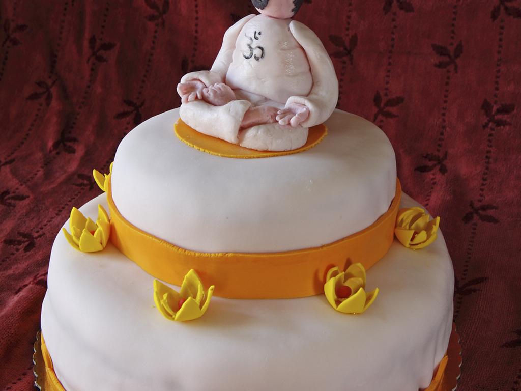 Birthday Of A Yoga Teacher Cakecentral Com