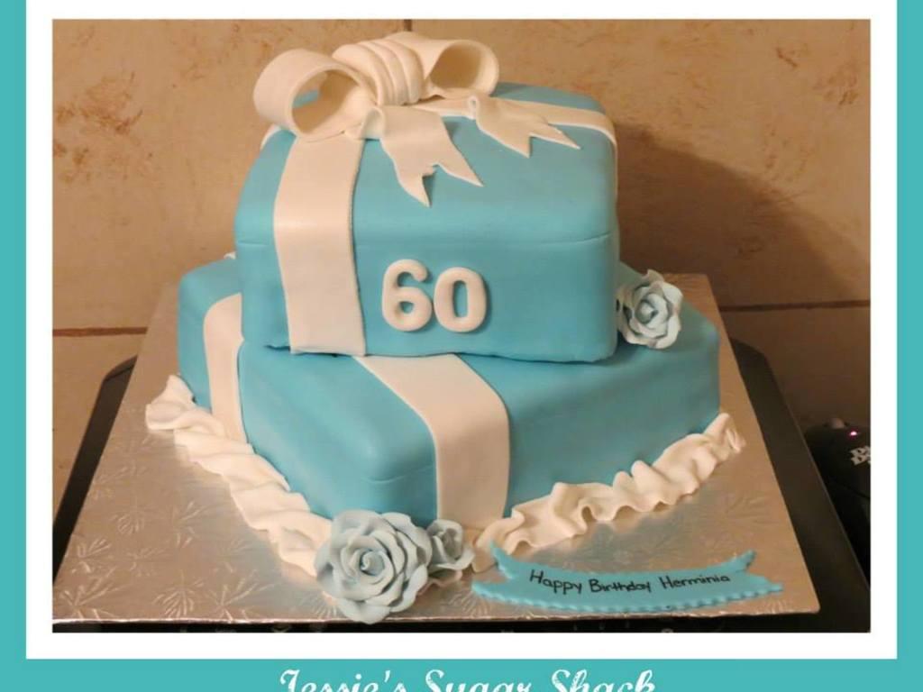 Happy 60th Birthday Mom Cakecentral Com