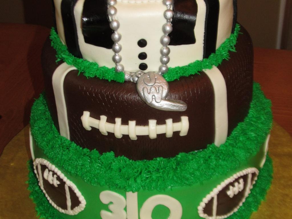 Philadelphia Eagles Birthday Cakecentral Com