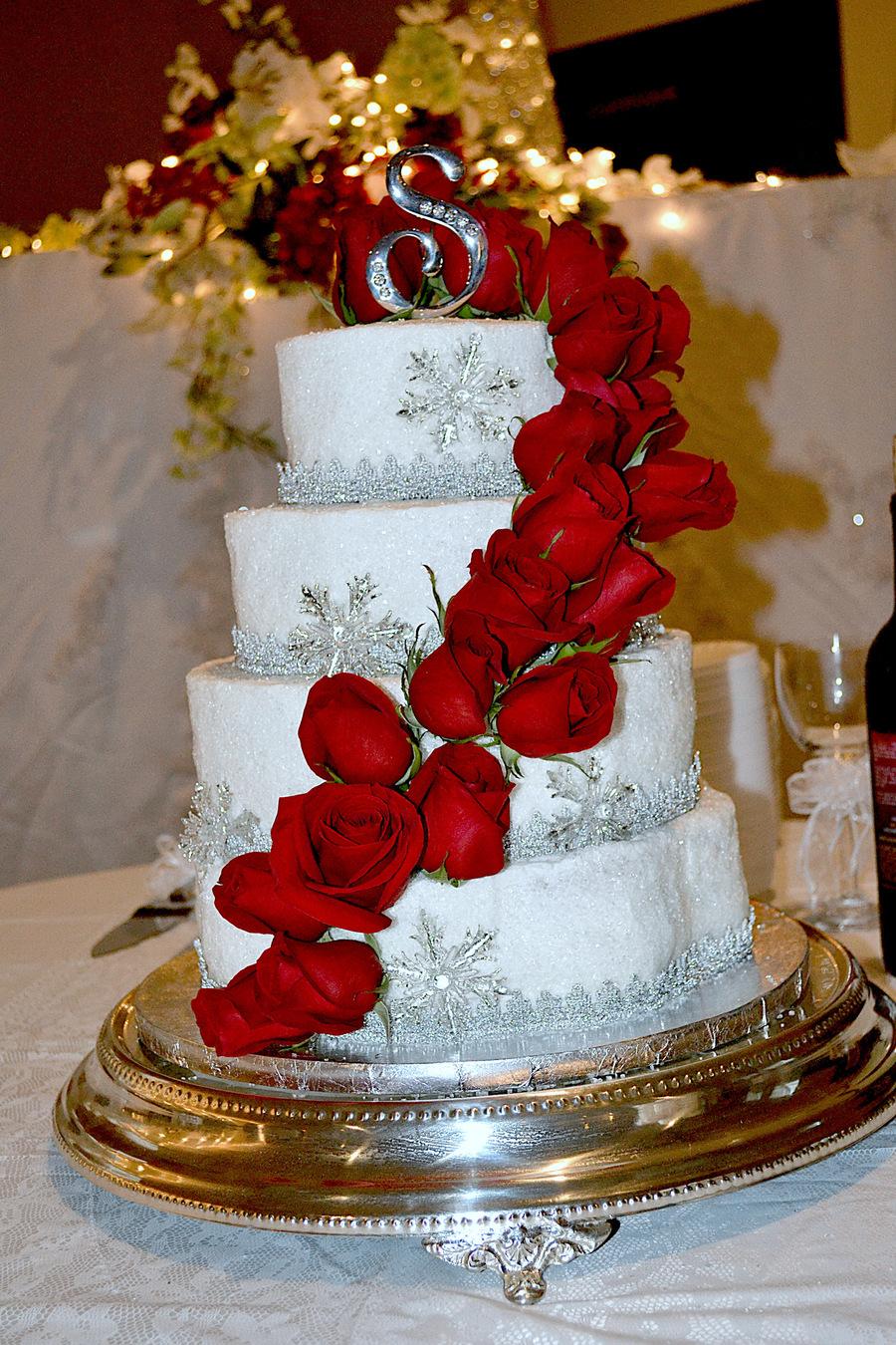 2013 January Wedding Cake