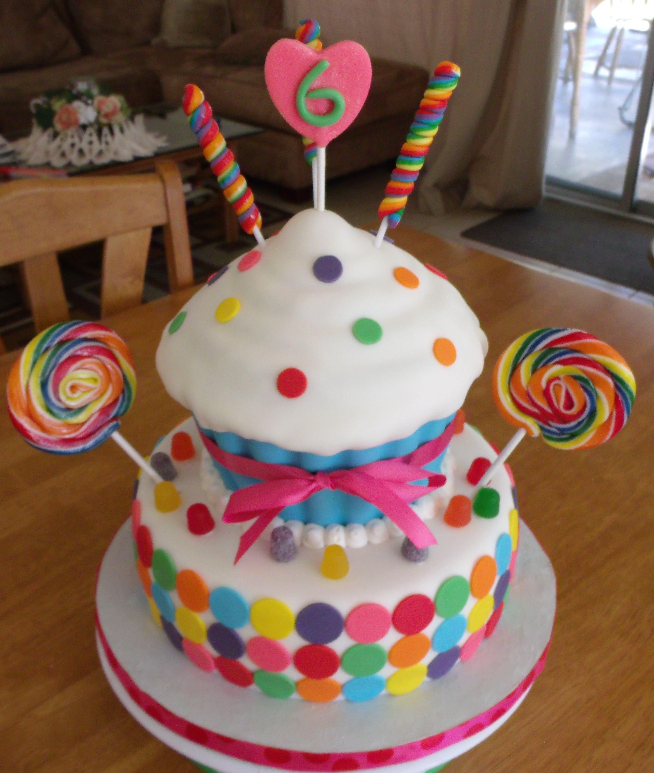 Decorating Candy Ideas Cake