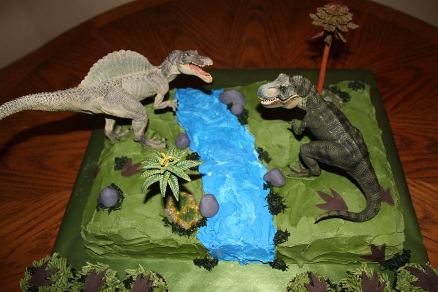 Jurassic Park Cakecentral Com