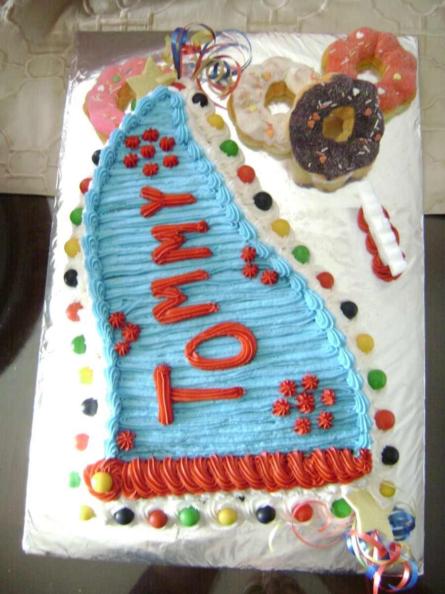 Happy Birthday Tommy Cakecentral Com
