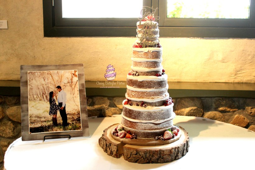 Rustic Vintage Wedding Cake Ideas | deweddingjpg.com