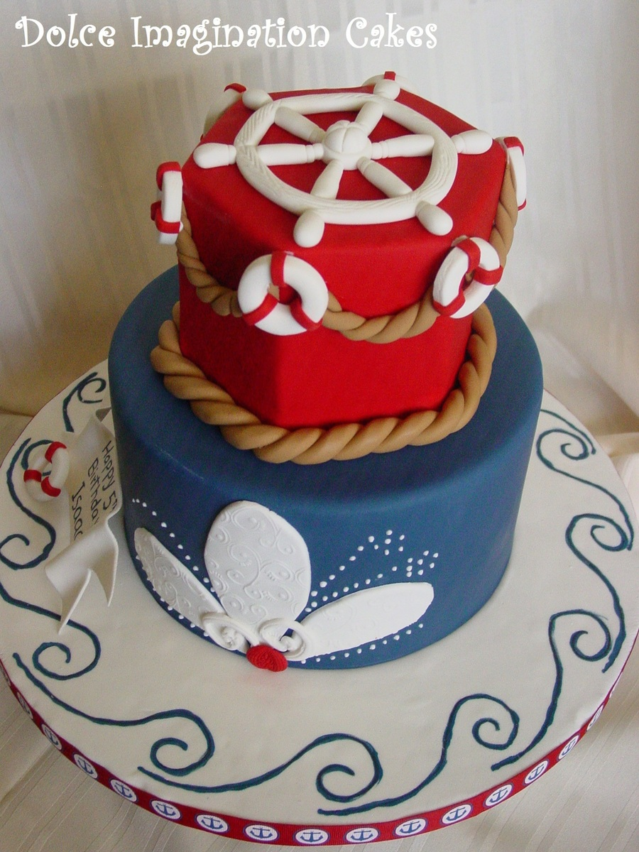 For A Little Sailor Happy Birthday Issac All Eatable