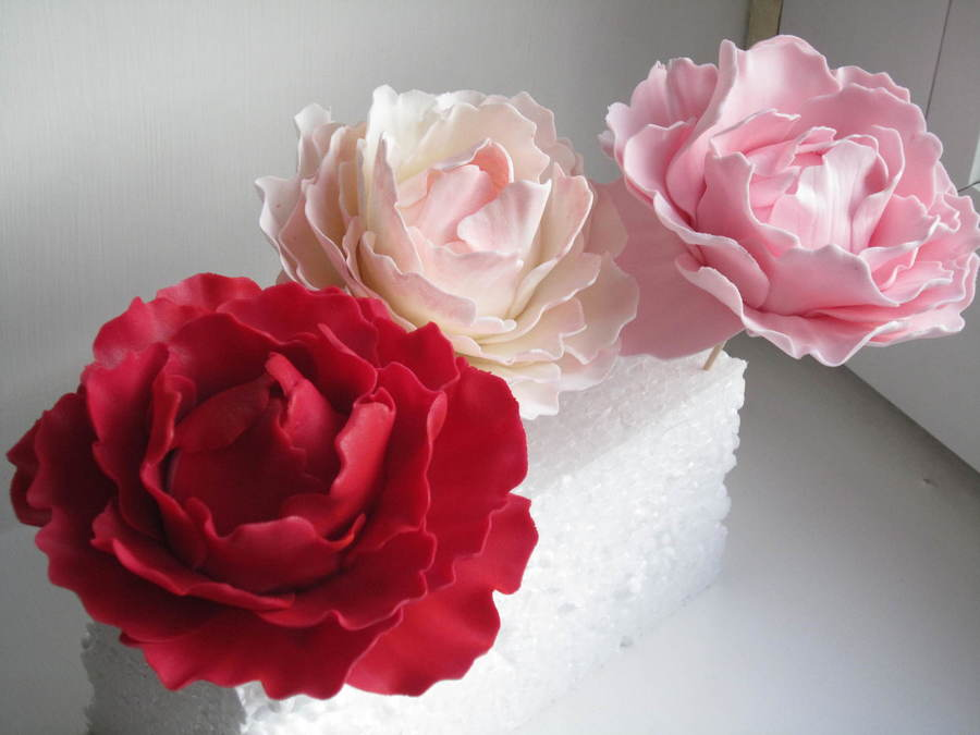 Peony Flowers So Much Fun To Make