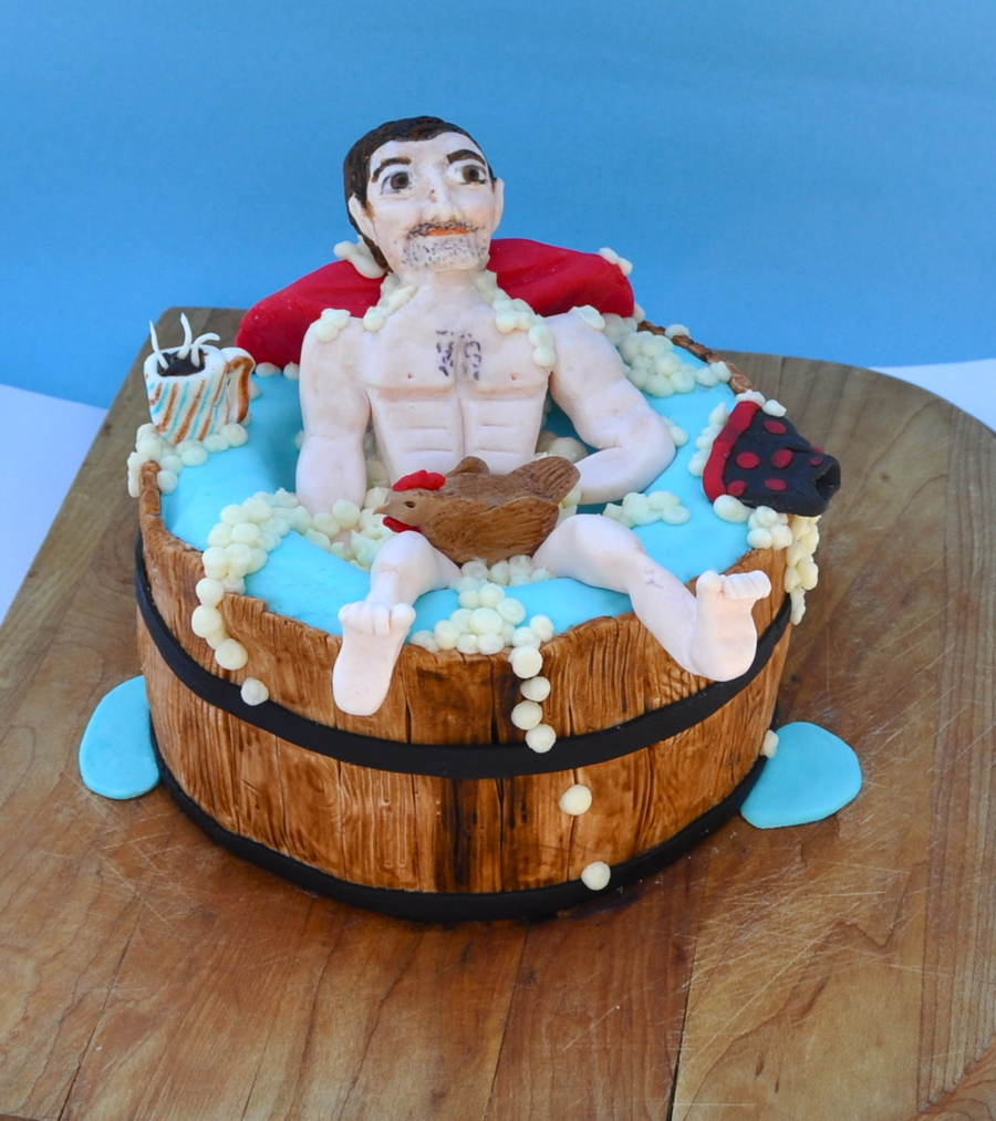 Farmer Flav And His Chickens Cakecentral Com