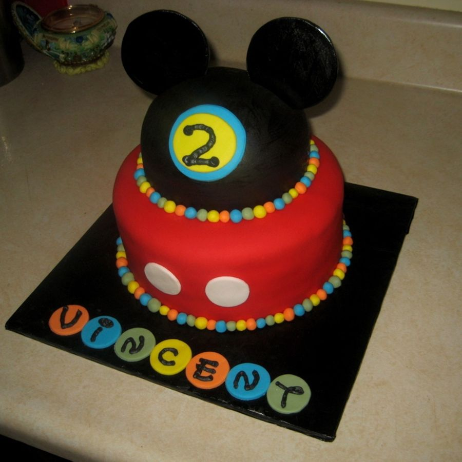 Mickey Mouse Clubhouse Cakecentral Com