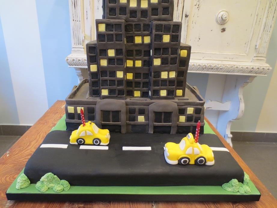Empire State Building Cake Cakecentral Com