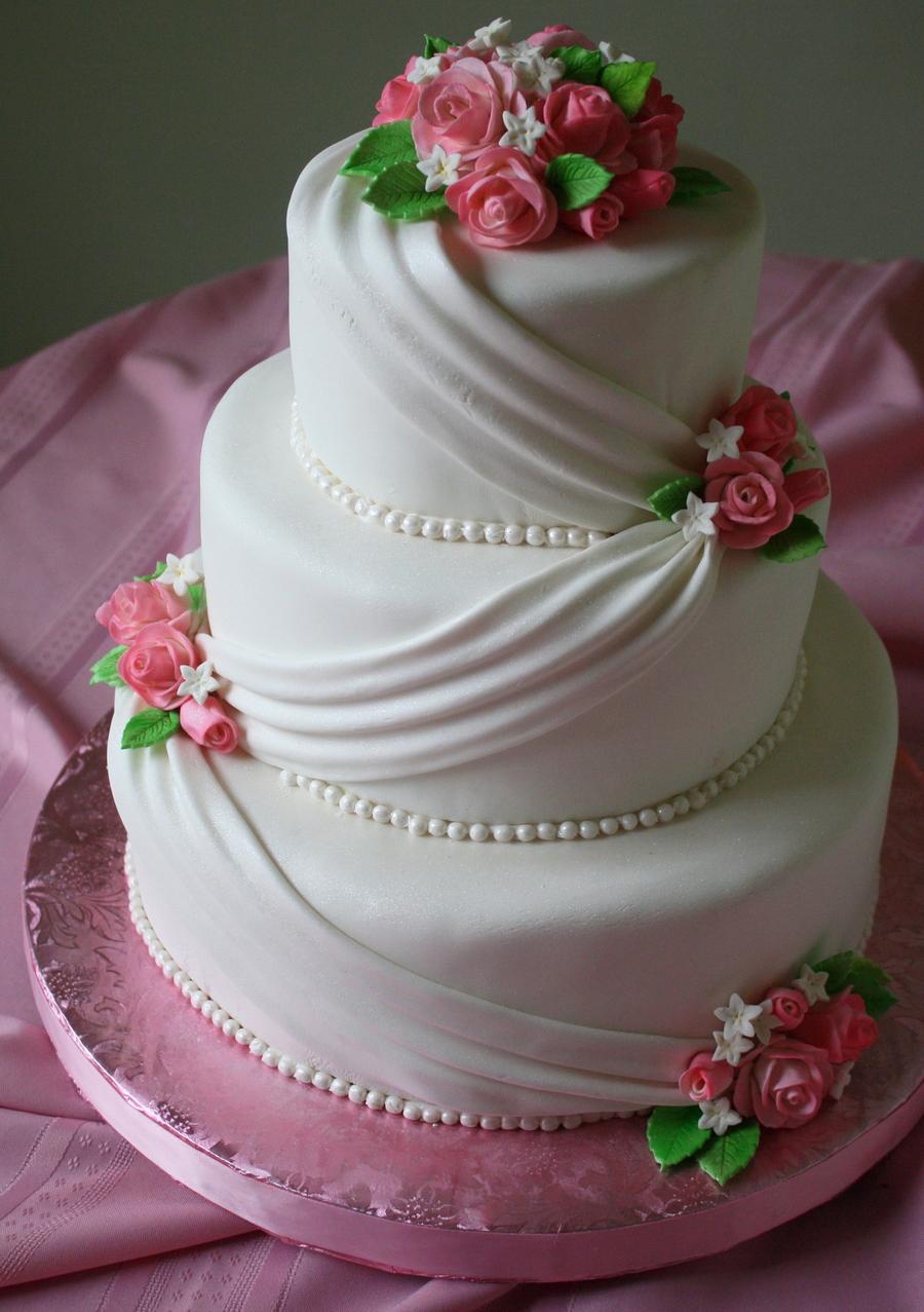 Fondant Cake School