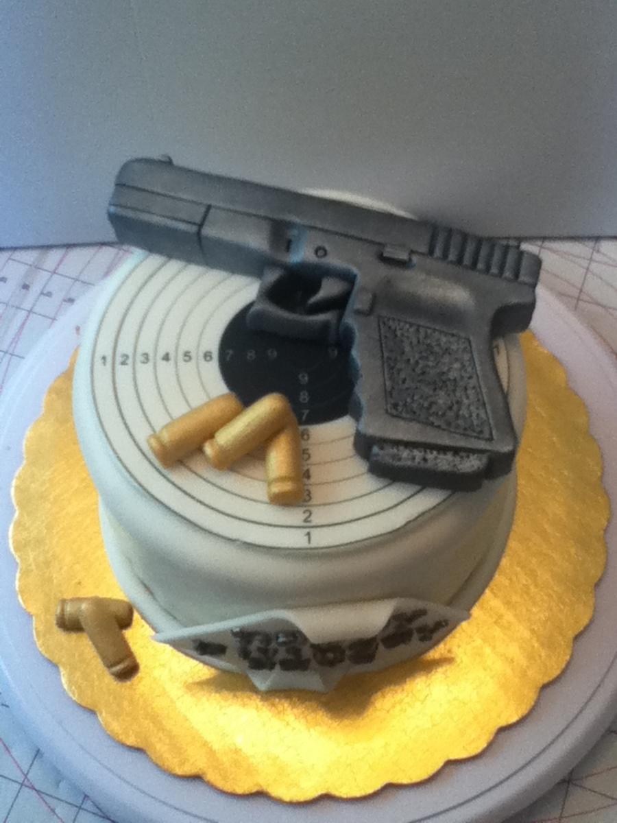 Glock Cake Cakecentral Com
