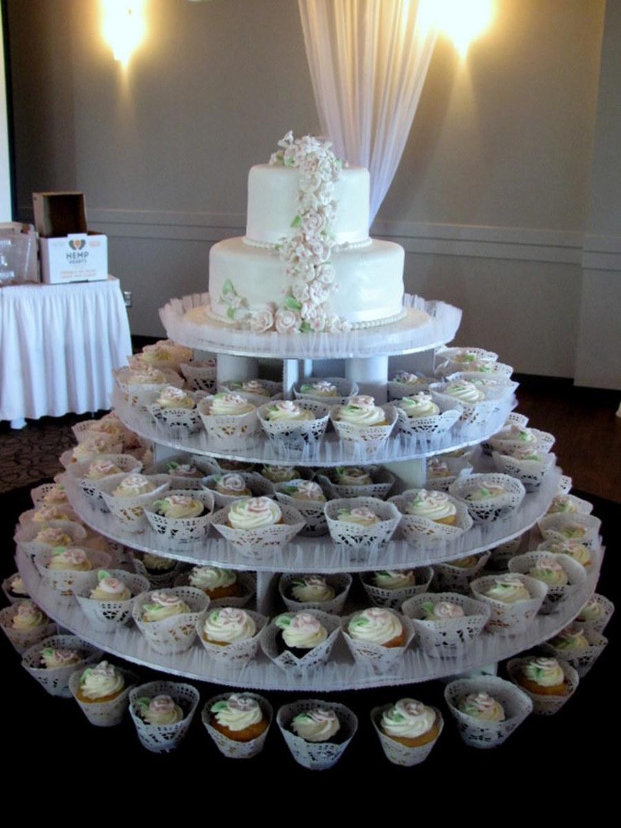 Quinceanera Cupcake Cake