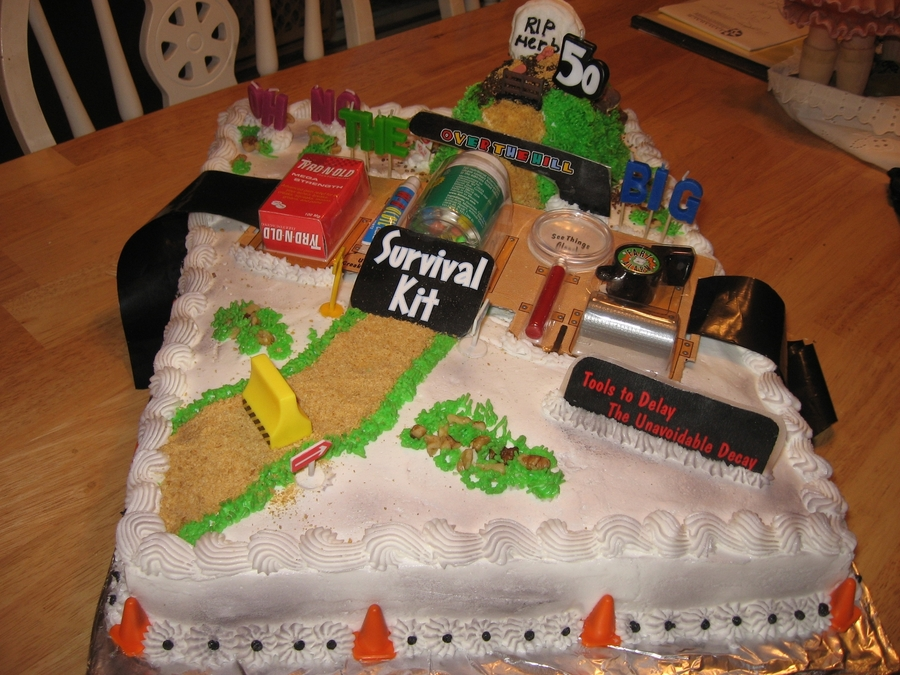 Over The Hill Cakecentral Com