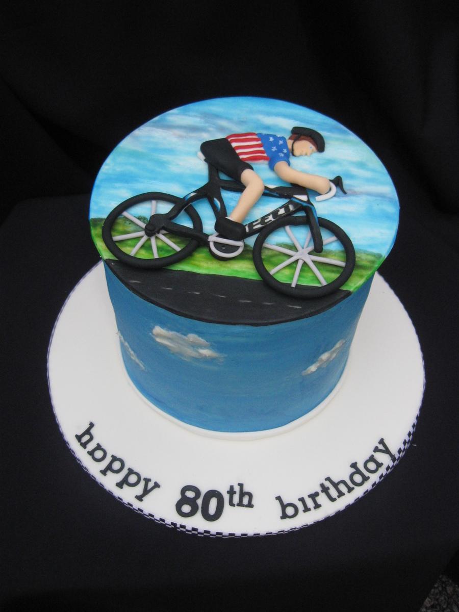 Cyclist Cakecentral Com