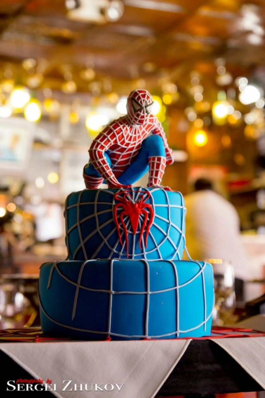 Spiderman Cake For Kids Cakecentral Com
