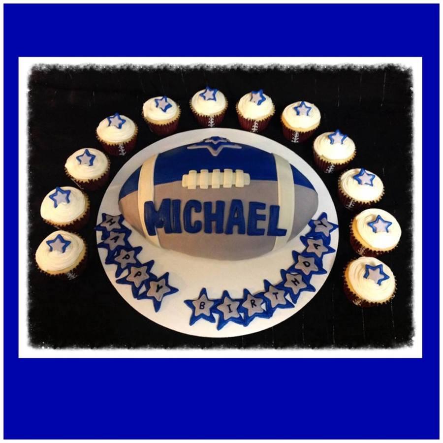 Dallas Cowboys Birthday Cake Cakecentral Com