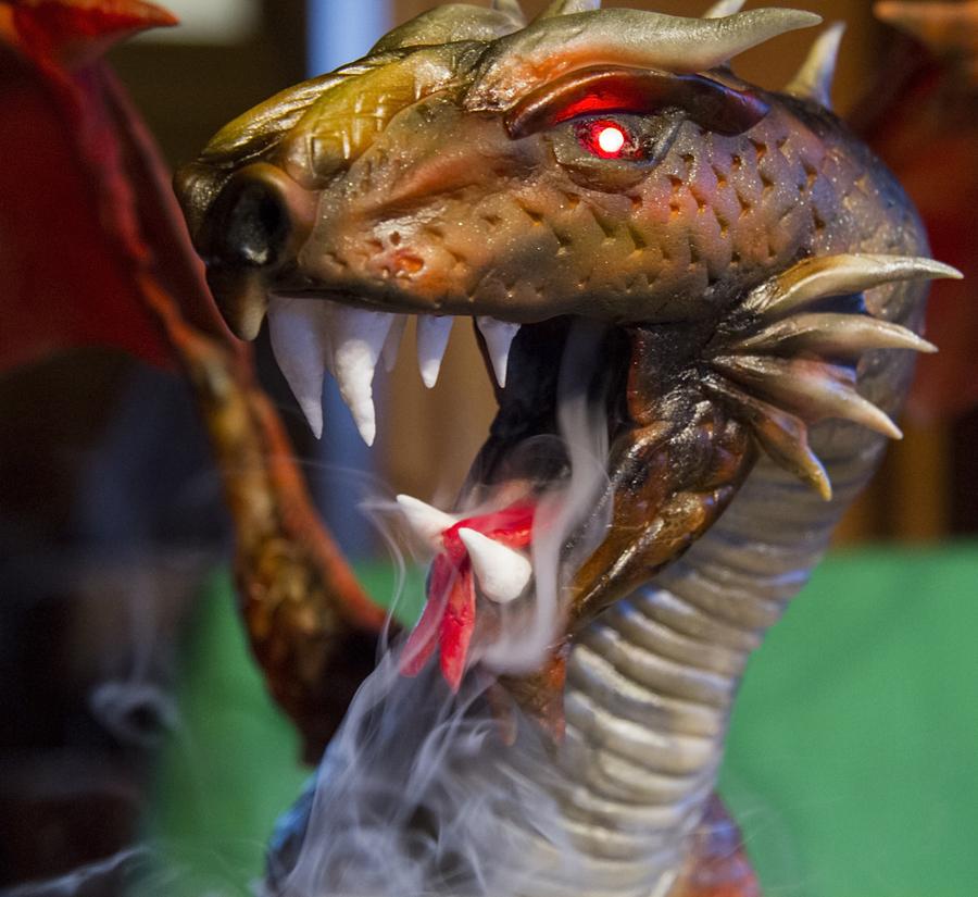 Halloween Dragon Cake Cakecentral Com