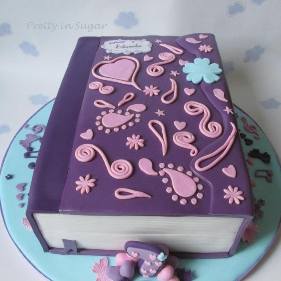 Violetta 180 S Diary O Di 225 Rio Da Violetta Cakecentral Com