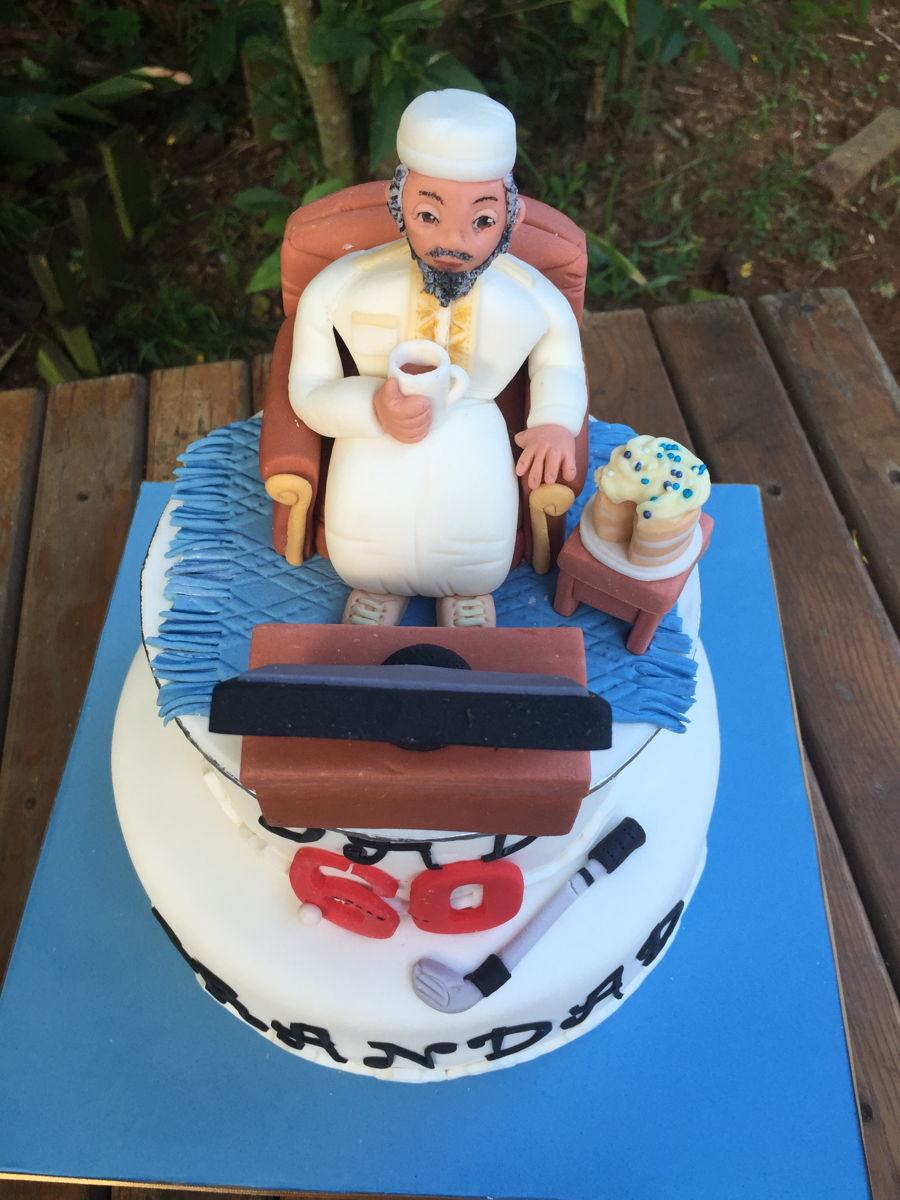 Birthday Cake Foe A Muslim Male Cakecentral Com