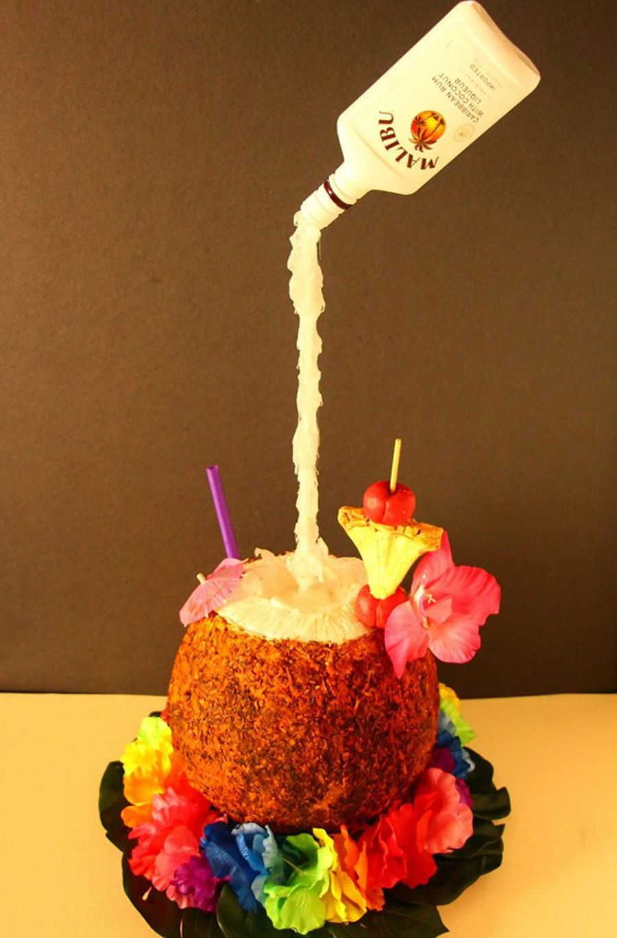Pina Colada Drink Cake Cakecentral Com