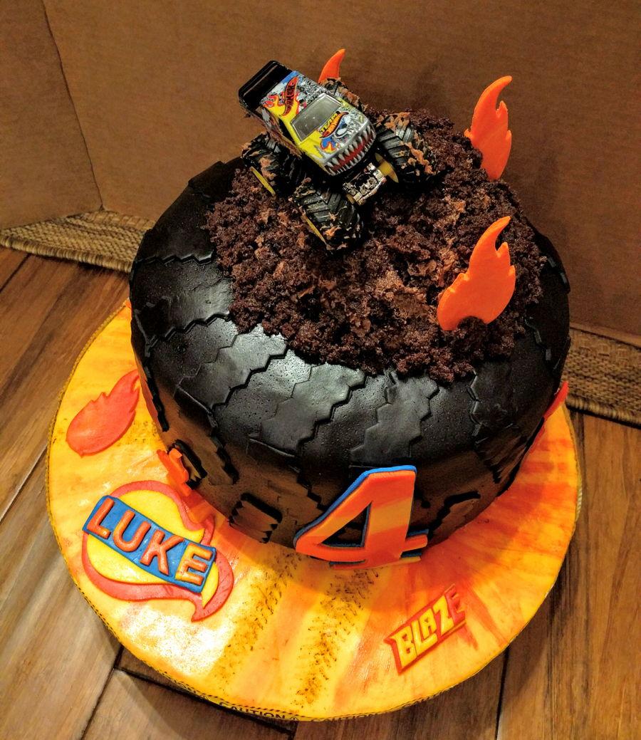 Blaze Cakecentral Com
