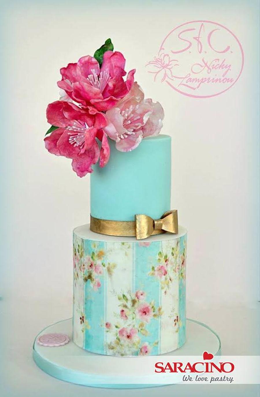 Wafer Paper Cake Cakecentral Com