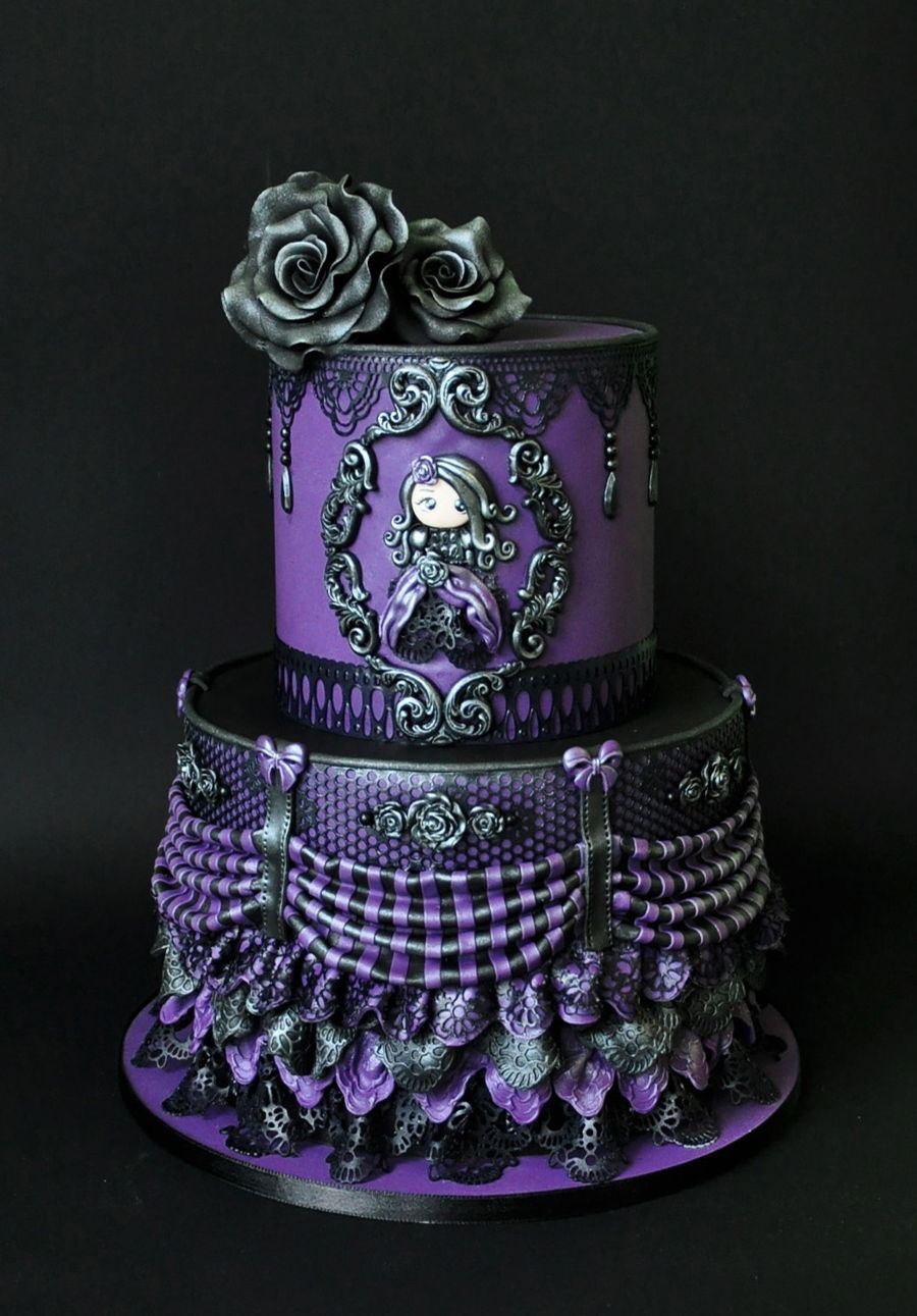 Victorian Gothic Cakecentral Com