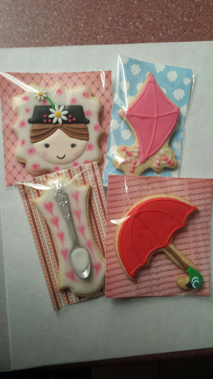Mary Poppins Cookies Cakecentral Com