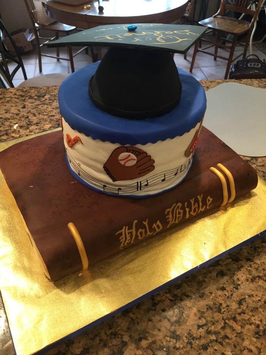 Graduation Cake Cakecentral Com