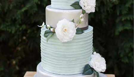 Tall tiers Cake Decorating Photos Tall Wedding Cake