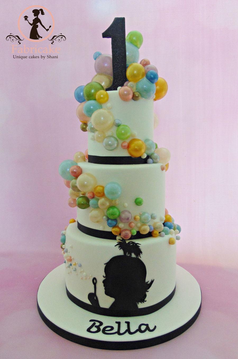 Blowing Bubbles Wedding