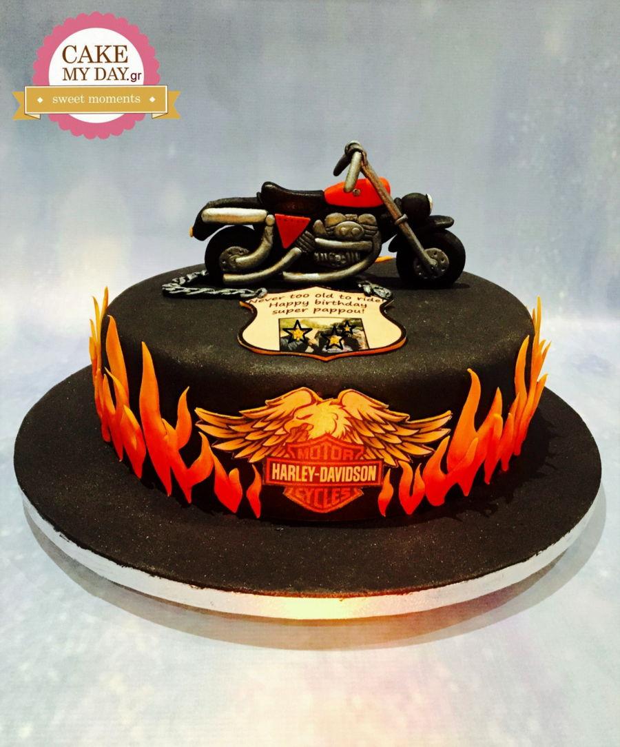 Mens Birthday Cake Cakecentral Com