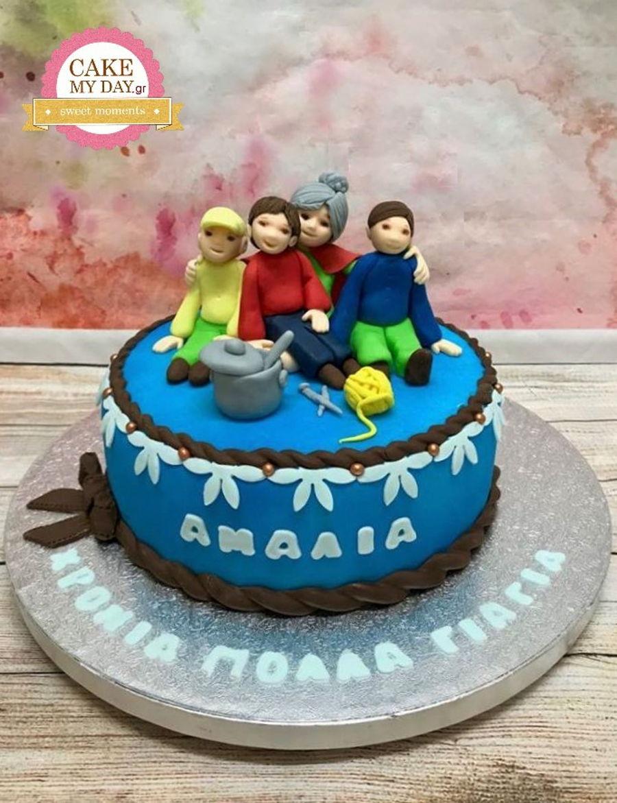 Grandma Birthday Cake Cakecentral Com