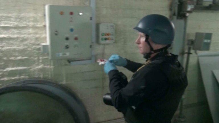 Inspectores de la OPAQtrabajan en Siria desmantelandoel arsenal de Bashar Al Assad