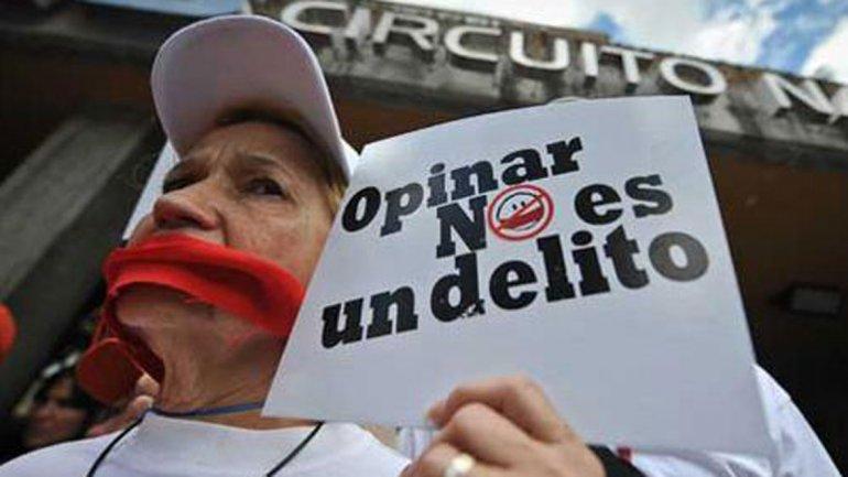 Los medios opositores el chavismo son perseguidos en Venezuela