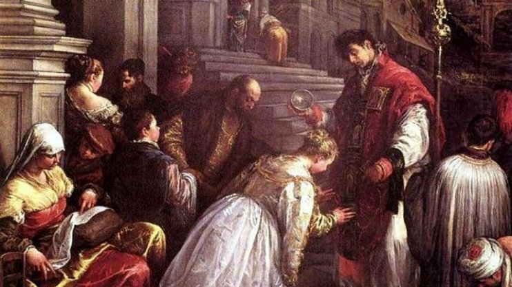 Resultado de imagen de san valentín en roma antigua