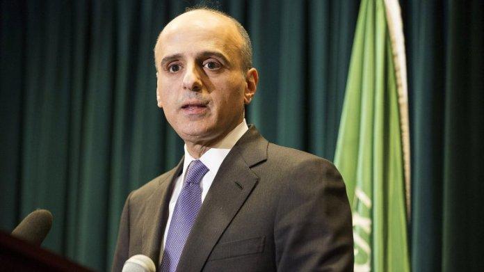 Adel al Jubeir, canciller de Arabia Saudita