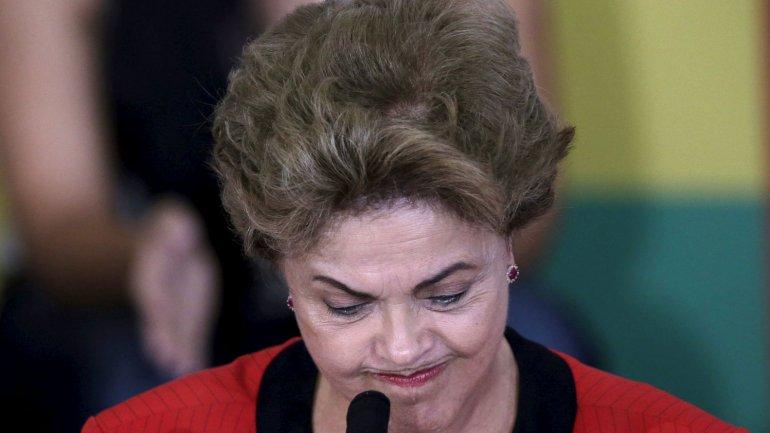 Dilma Rousseff atraviesa el peor momento desde que es presidente de Brasil