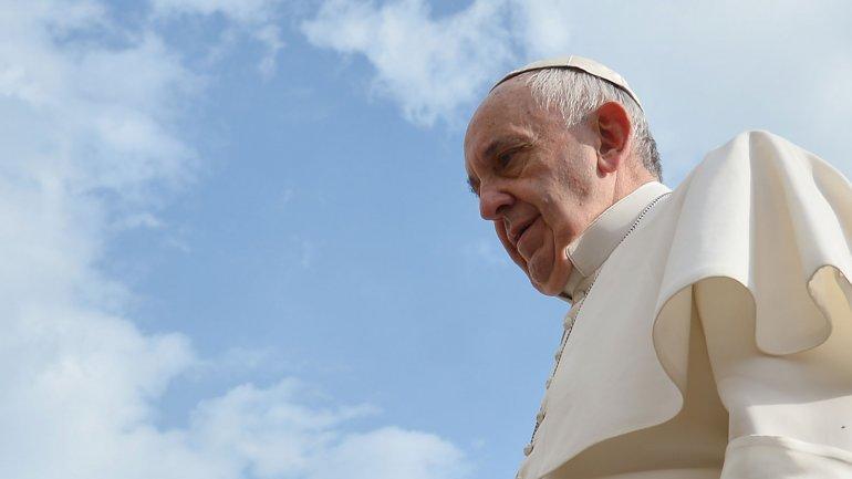 El papa Francisco pidió decisiones concretas con respecto al cambio climático