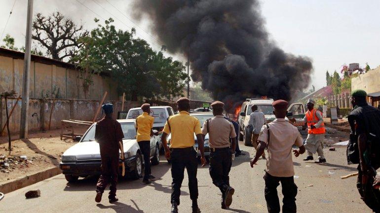 Atentado en Nigeria. Archivo