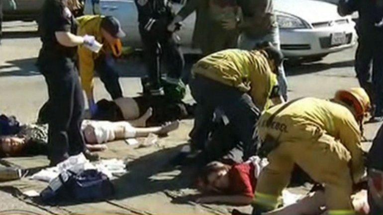 Un matrimonio asesinó a 14 personas el miércoles 2 de diciembre en San Bernardino