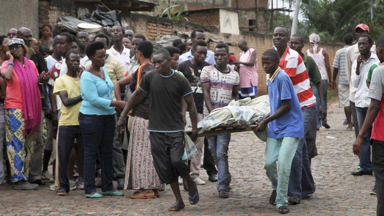 Las disputas ente oficialistas y opositores se saldaron con decenas de muertos en Burundi