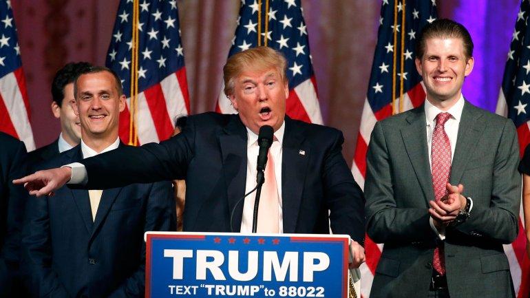 Donald Trump se encuentra en el puesto número 12 en la lista de amenazas a la economía global