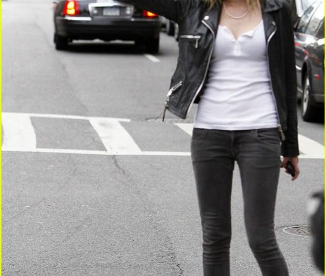 Taylor Momsen Is A Biker Babe