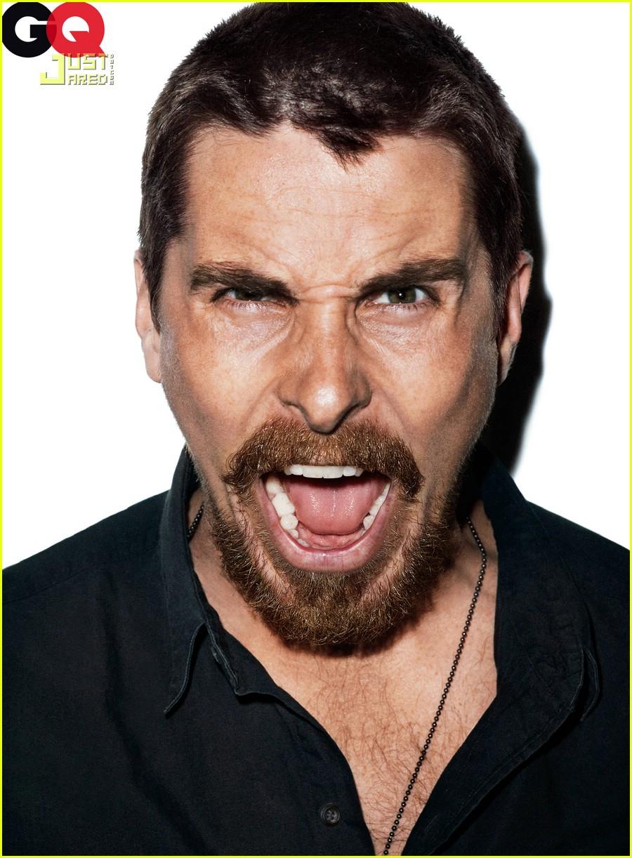 Christian Bale Covers GQ June 2009 Photo 1934051
