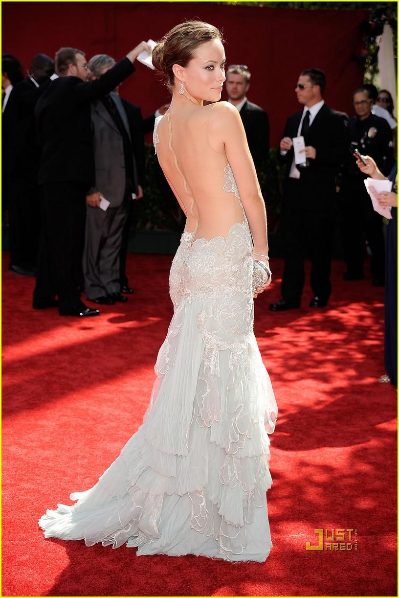 Olivia Wilde Emmy Awards 2009 Photo 2232511 2009 Emmy