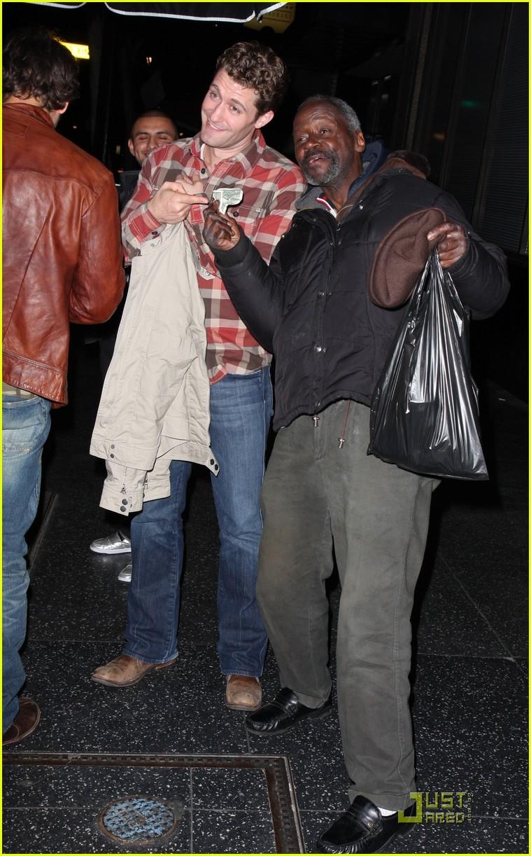 Matthew Morrison Im Not Gay Photo 2403867 Glee