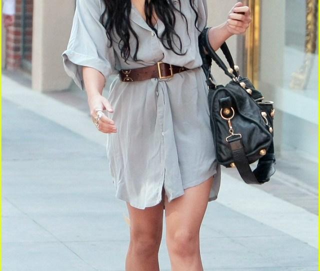 Vanessa Hudgens Beverly Hills Hot